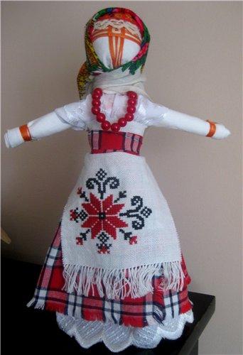 Куклы мотанки обереги своими руками для ребенка